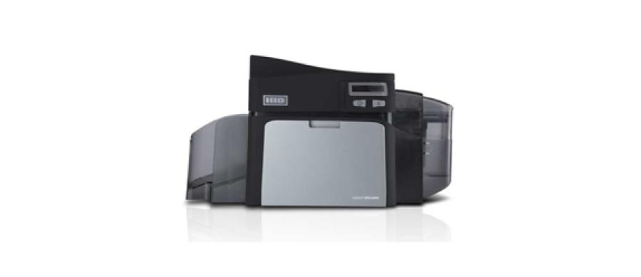 Fargo DTC 4000 Card Printer